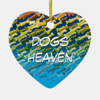 Dogs Heaven Ornament