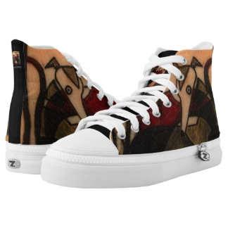 Dogs High Tops