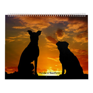 Dogs in best form calendar
