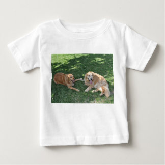 Dogs in Love Baby T-Shirt