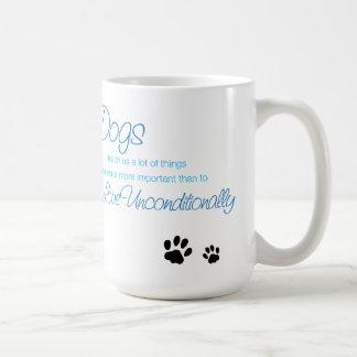 Dogs Love Mug