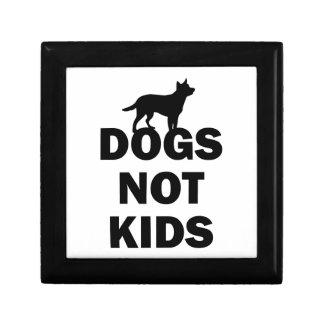 Dogs Not Kids Gift Box