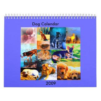 dogs of art, Dog Calendar, 2009 Calendars