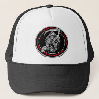 Dogs of War Trucker Hat