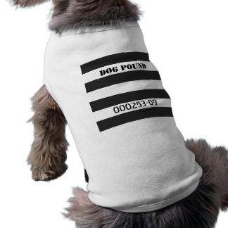 Dog's Prisoner Uniform Shirt