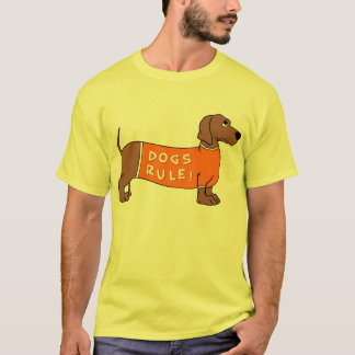 Dogs rule! T-Shirt