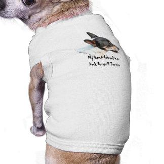 "Dogs T-shirt ""Jack Russell Terrier "" Doggie Shirt"