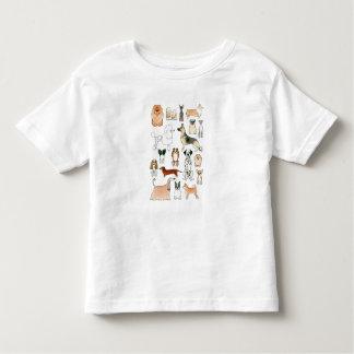 Dogs Toddler T-shirt