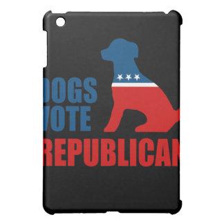 DOGS VOTE REPUBLICAN CASE FOR THE iPad MINI