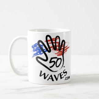 Dogs Wag... People Wave Mug