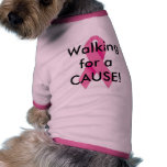 Dogs Walking for a Cause - Pink