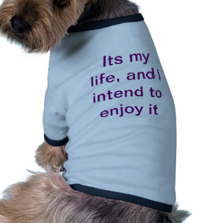 Dogs with Attitude Doggie T-shirt