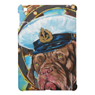 Dog's Year // Sailor's Dog // Gift to him iPad Mini Cases