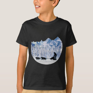 Dogsledding T-Shirt