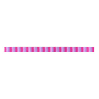 Dogtooth purple pink stripes ribbon satin ribbon