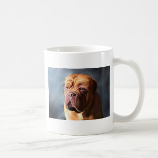 Dogue de Bordeaux Art - Stormy Dogue Coffee Mug