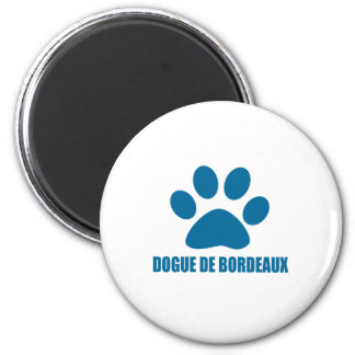 DOGUE DE BORDEAUX DOG DESIGNS MAGNET