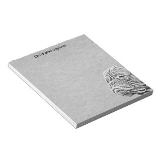 Dogue De Bordeaux - French Mastiff Notepad