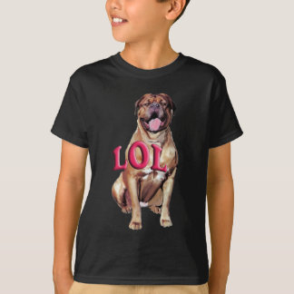 Dogue de Bordeaux LOL T-Shirt