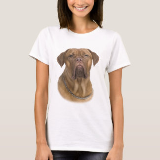 Dogue De Bordeaux Portrait T-Shirt