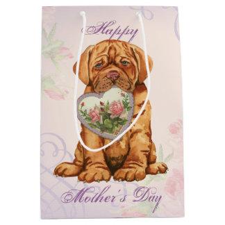 Dogue Heart Mom Medium Gift Bag