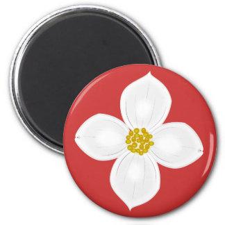 Dogwood Blossoms Magnet
