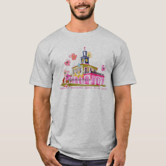 Dogwood Festival 2016 downtown Fayetteville NC T-Shirt