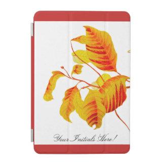 Dogwood Leaves on iPad mini Smart Cover