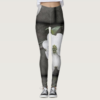 Dogwood Printed Leggings