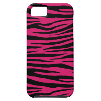 Dogwood Rose Tiger iPhone 5 Cover