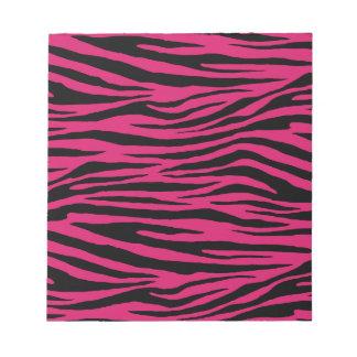Dogwood Rose Tiger Notepad