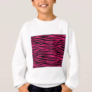 Dogwood Rose Tiger Sweatshirt
