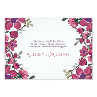 Dogwood Thank You Note Card