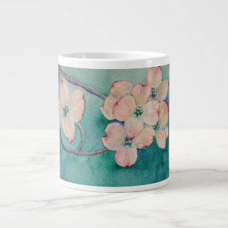 Dogwood Watercolor Mug