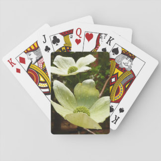Dogwoods and Redwoods in Yosemite National Park Playing Cards