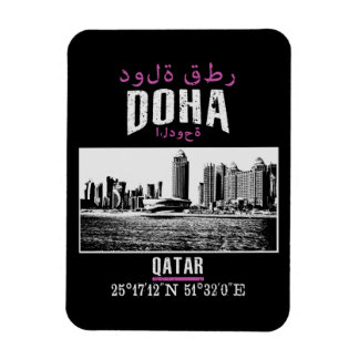 Doha Magnet