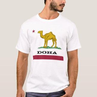 Doha not California Republic T-Shirt