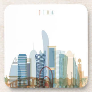 Doha, Qatar | City Skyline Coaster