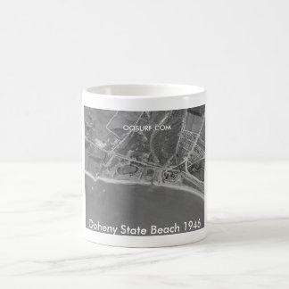 Doheny State Beach 1946 Coffee Mug