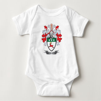 Doherty Coat of Arms Baby Bodysuit