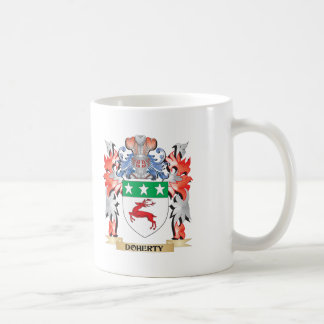 Doherty Coat of Arms - Family Crest Coffee Mug