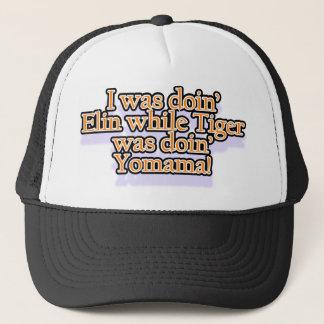 Doin' Elin Trucker Hat