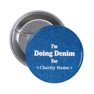 Doing Denim Button