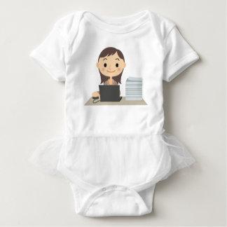 Doing Work Baby Bodysuit