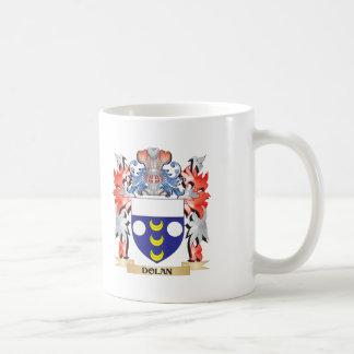 Dolan Coat of Arms - Family Crest Coffee Mug