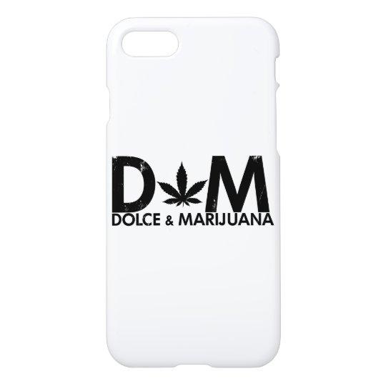 Dolce & Marijuana iPhone 8/7 Case