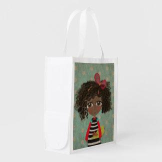 Doll Africa Cute Eyes Bag