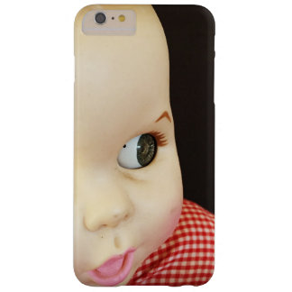 Doll face barely there iPhone 6 plus case