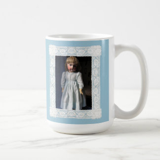 Doll Lovers Have More Fun! Belton Mug 15 oz NEW
