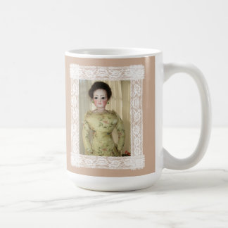 Doll Lovers Have More Fun French Doll Mug
